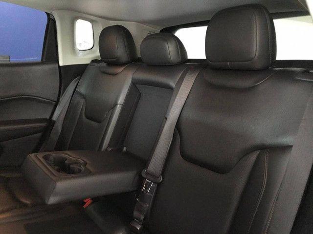 COMPASS 2019/2019 2.0 16V FLEX LONGITUDE AUTOMÁTICO - Foto 11