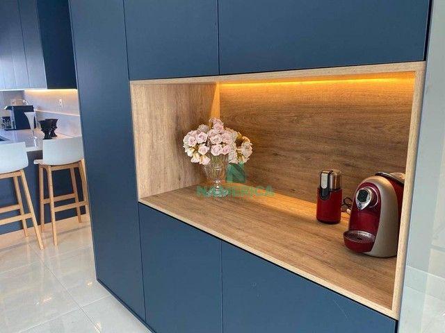 Apartamento, 266 m² - venda por R$ 2.300.000,00 ou aluguel por R$ 16.000,00/mês - Jardim T - Foto 5