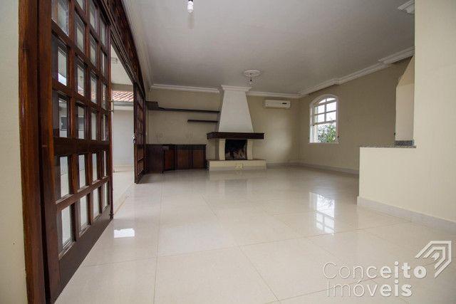 Casa para alugar com 4 dormitórios em Jardim carvalho, Ponta grossa cod:393230.001 - Foto 15