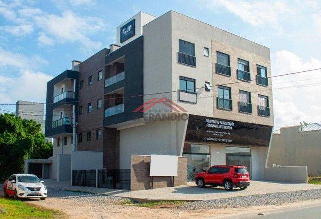 Edifício Vivere - Apto novo, 01 suíte + 02 quartos, 02 garagens, aceita veículo, na Avenid