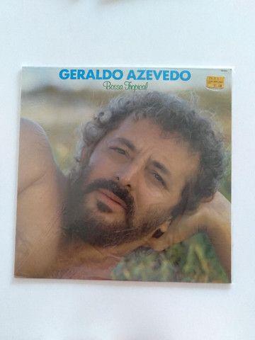Vinil de Geraldo Azavedo (cinco Lp's) - Foto 4