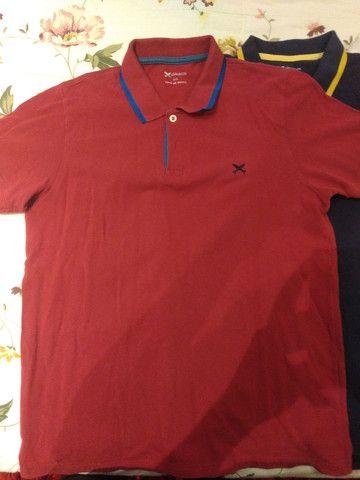 Camiseta Gola Polo HERING - Foto 2