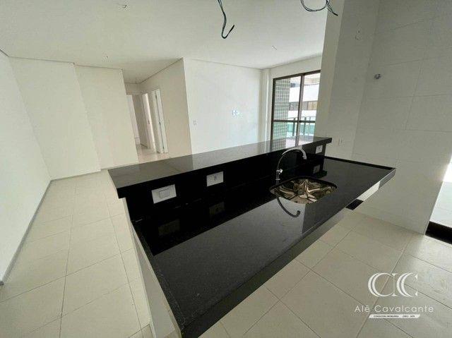 Apartamento com 3 dormitórios à venda, 114 m² por R$ 950.000,00 - Guaxuma - Maceió/AL - Foto 10