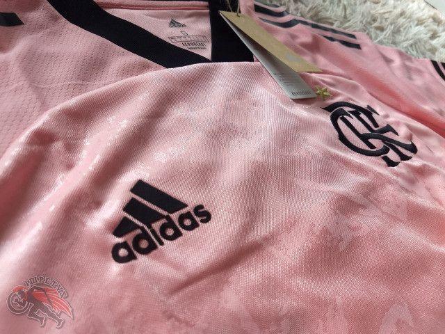 Flamengo Rosa 2020/2021 - Foto 3