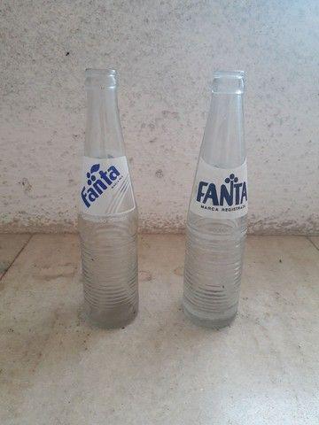 Garrafa FANTA / Antiga, retrô