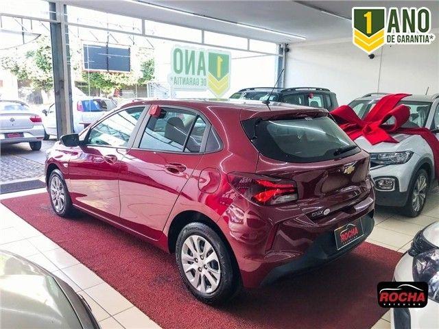 Chevrolet Onix 2020 1.0 flex lt manual - Foto 4