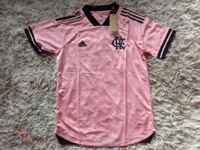 Flamengo Rosa 2020/2021