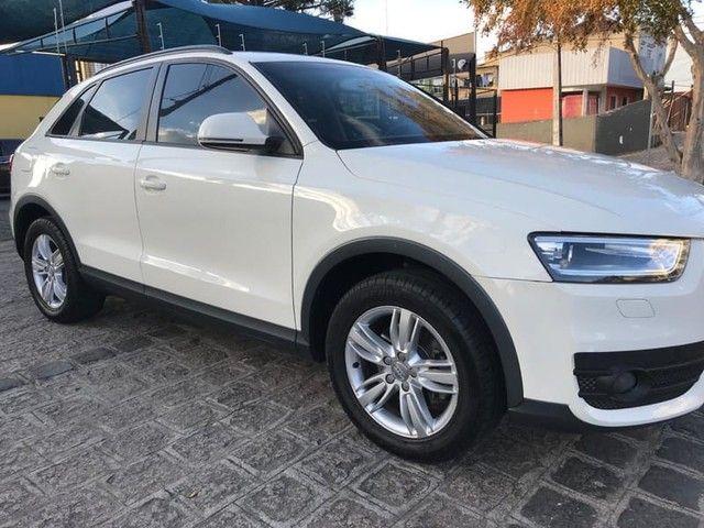Audi Q3 2.0TFSI