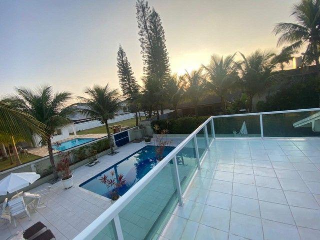 Casa de condomínio para aluguel e venda tem Aproximadamente 900 metros quadrados com 5 qua - Foto 8