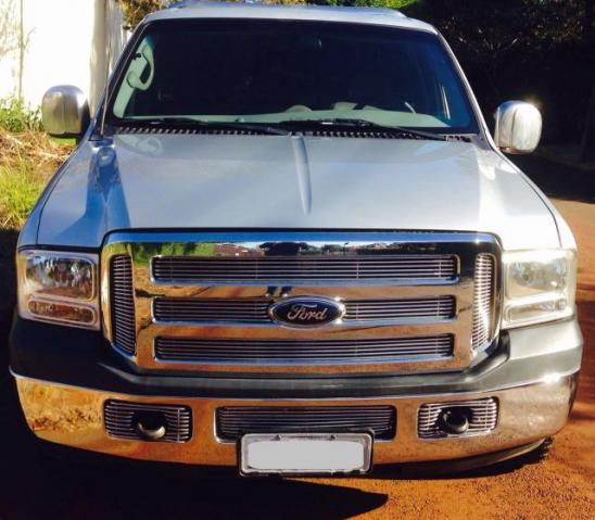 FORD F-250 3.9 XLT 4X2 CABINE SIMPLES DIESEL 2P MANUAL