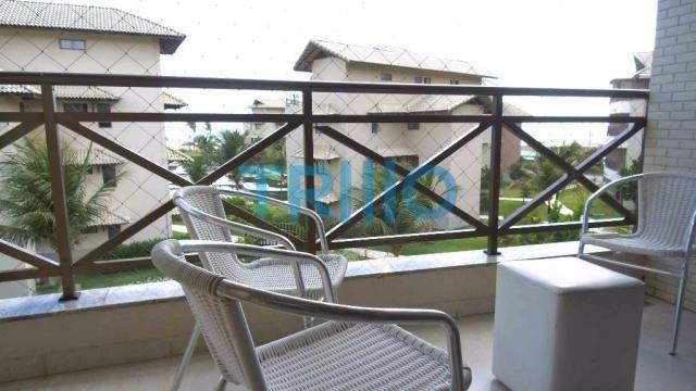 Cobertura residencial à venda, Beach Place, Porto das Dunas, Aquiraz.