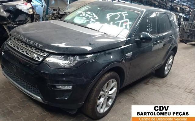 Peças Land Rover Discovery Sport