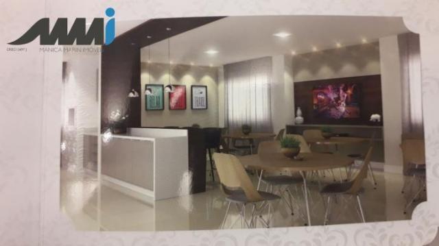 Di napoli - apartamento com 2 quartos sendo uma suite - Foto 2