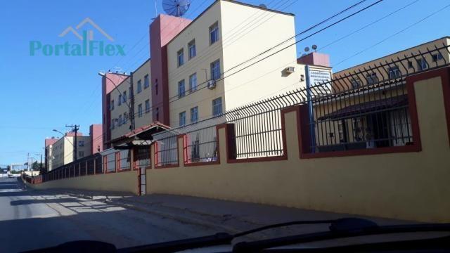 Apartamento à venda com 2 dormitórios em Castelândia, Serra cod:4175