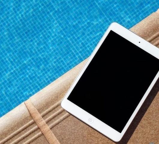 Desconto por hoje! novo i pad 6 geração 128 gb com presente
