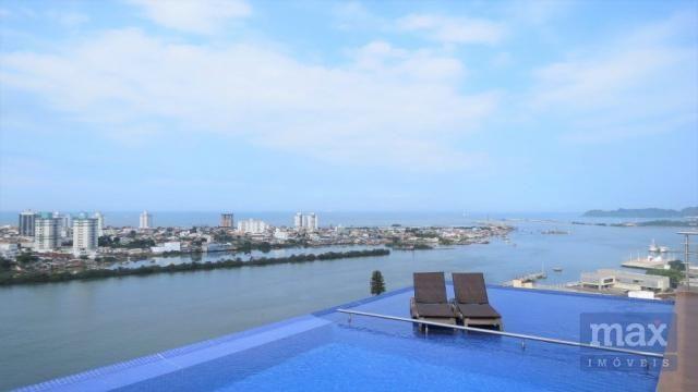Apartamento para alugar com 1 dormitórios em Centro, Itajaí cod:6381 - Foto 11