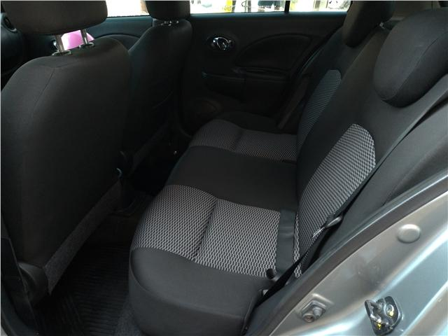 Nissan March 1.0 s 12v flex 4p manual - Foto 6