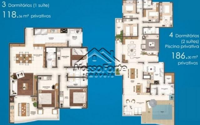 Lançamento Apartamento Alto Padrão Centro de Mongaguá - Foto 15