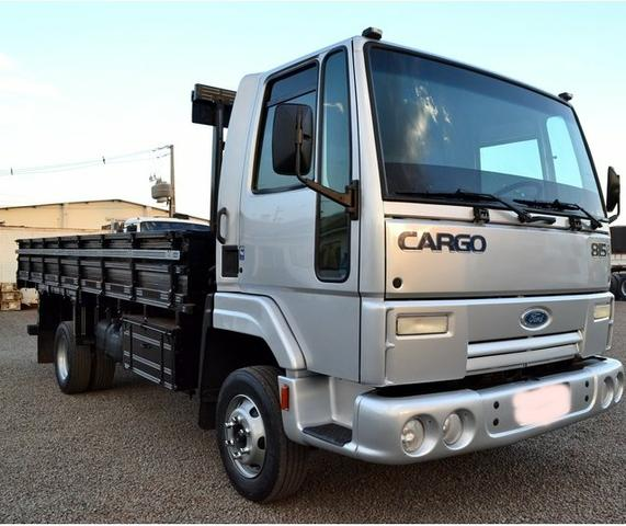 Ford Cargo 815 2008
