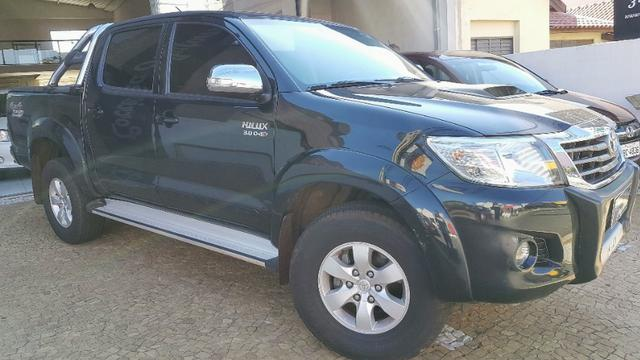 Toyota Hilux Caminhonete 3.0 4p 4x4 Srv Turbo Diesel CD - Foto 3