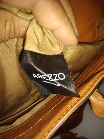 Bolsa arezzo e sapato combo - Foto 2