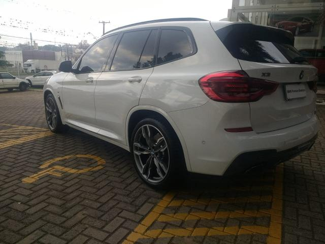 BMW X3 2018/2018 3.0 TWINPOWER GASOLINA M40I STEPTRONIC - Foto 4