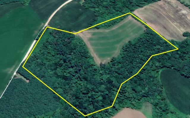Ref. 2518 Excelente terreno para formar chácara, contendo 46.270,34 m²