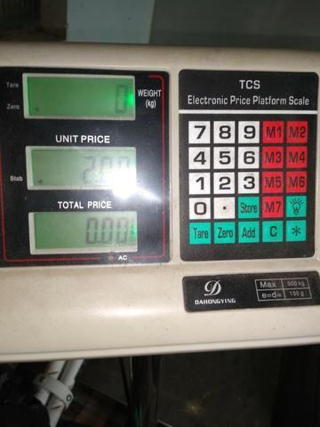 Balança digital 300 kg