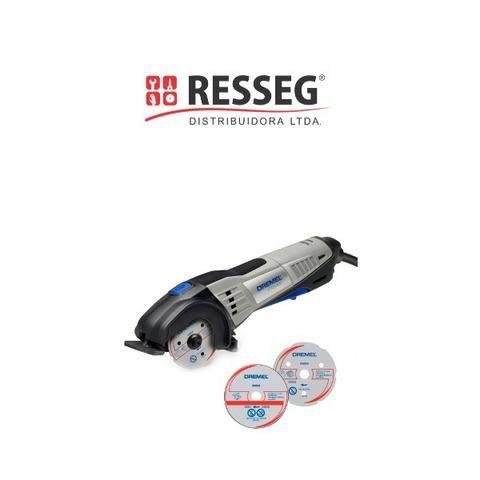 Ferramenta Rotativa Dremel Saw-Max Sm20-03 710w + 2 Discos De Corte S/ Maleta Dremel