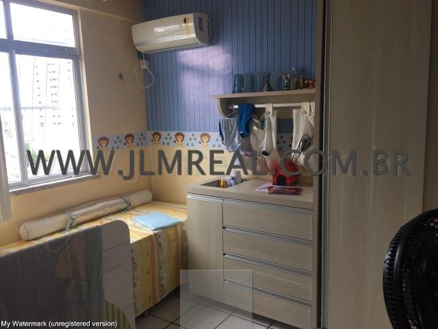 (Cod.:050 - Damas) - Mobiliado - Vendo Apartamento com 71m², 3 Quartos - Foto 7