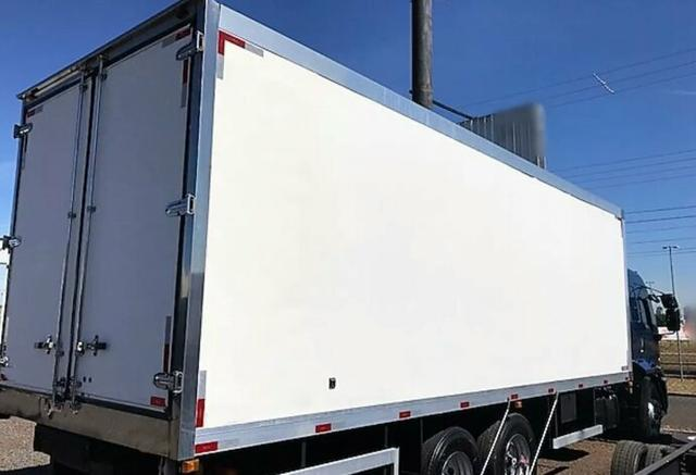 Ford Cargo 2429 Baú Refrigerado - Foto 2