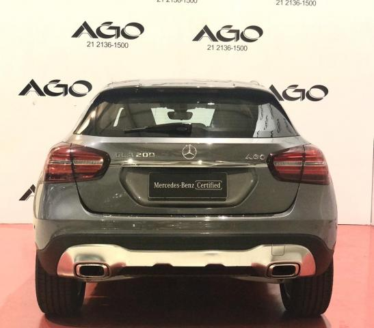 MERCEDES-BENZ GLA 200 2019/2019 1.6 CGI FLEX ADVANCE 7G-DCT - Foto 5