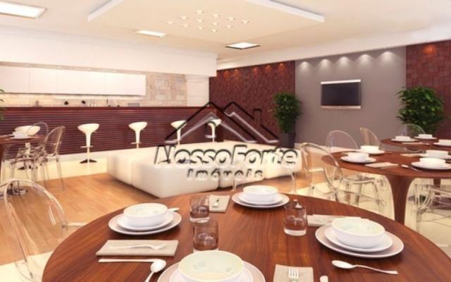 Lançamento Apartamento no Boqueirão em Praia Grande - Foto 5