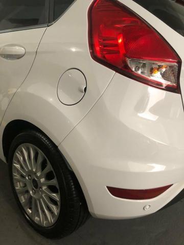 New Fiesta Titanium modelo 2015, Top de linha - Foto 7
