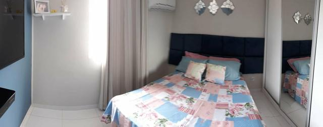 Apartamento completamente mobiliado - Foto 2