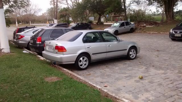Honda Civic EX manual 1998 - Foto 5