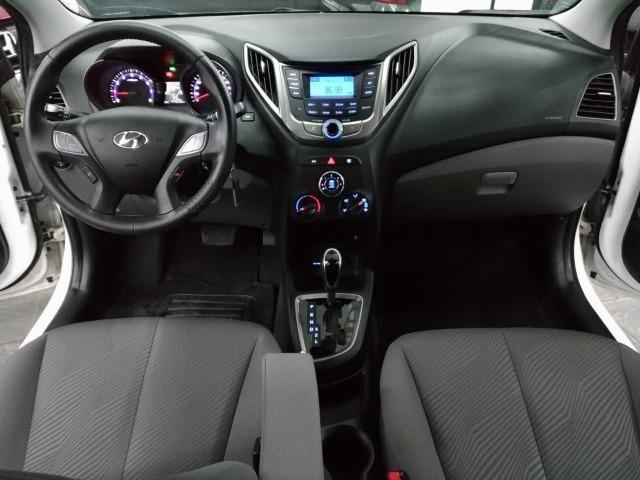 Hyundai HB20 1.6 Premium Aut 2015 Branco - Foto 3