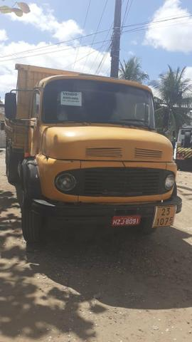 Vendo caminhão 1113 ano 83 - Foto 5