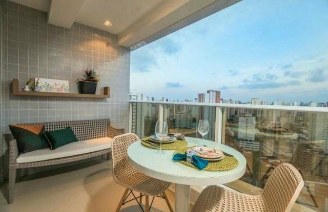 Apartamento três suítes, Meirereles - Fortaleza-CE! - Foto 7