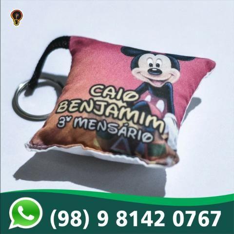 Almochaveiros personalizados - R$ 3,00