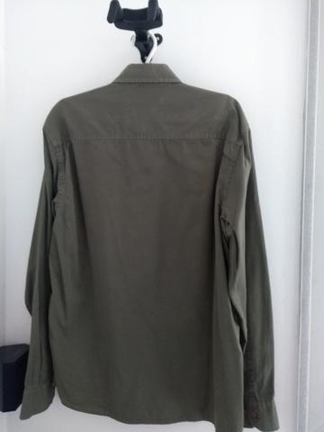 Camisa tamanho M - Foto 2