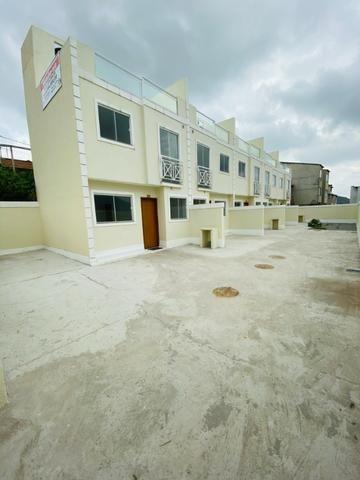Casa Triplex em Campo Grande RJ bairro Jardim Letícia, NOVA 1ª Locação