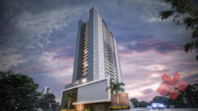 Apartamento com 2 ou 3 Quartos, 63 e 76 m² - Setor Pedro Ludovico - Goiânia/GO