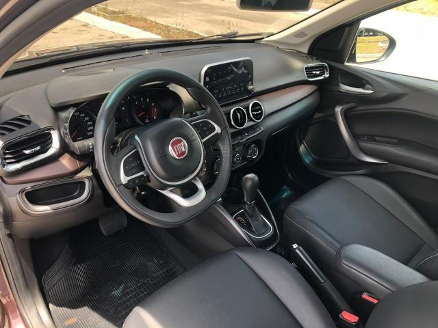 Fiat cronos precision 1.8 automático flex 2019 - jpcar - Foto 14