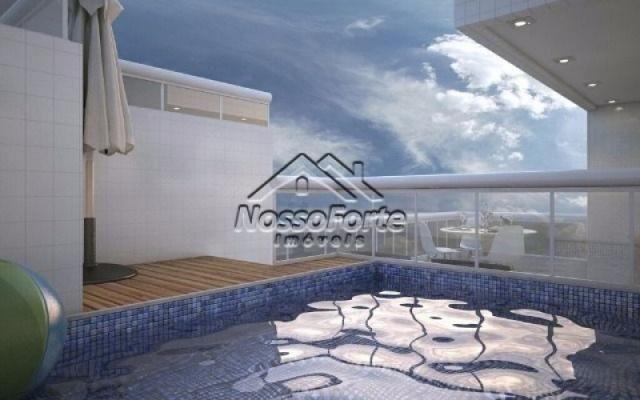 Lançamento Apartamento no Caiçara em Praia Grande - Foto 11