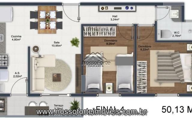 Lançamento Apartamento na Mirim em Praia Grande - Foto 14