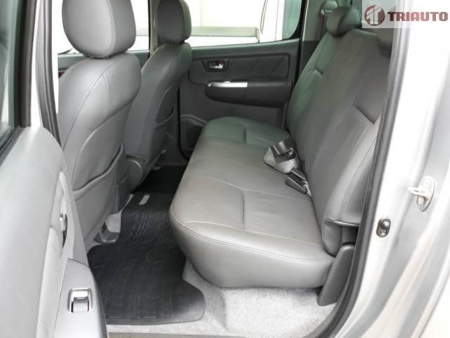 Toyota Hilux SRV CD 4x2 Flex /// POR GENTILEZA LEIA TODO O ANÚNCIO - Foto 10