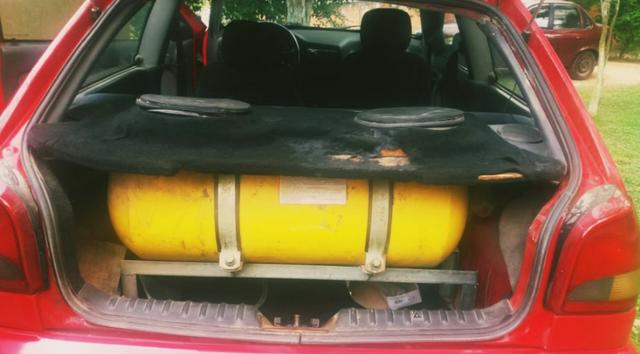 GOL Gás Natural / Gasolina - Documentação ok - Foto 11