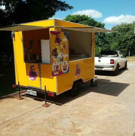 Vendo Food Truck de Sorvetes - Foto 3