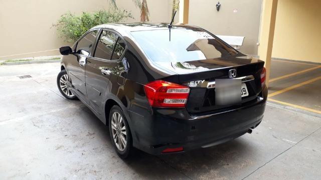 City EX 1.5 2014 aut (abaixo da fipe) aceito troca menor valor - Foto 3